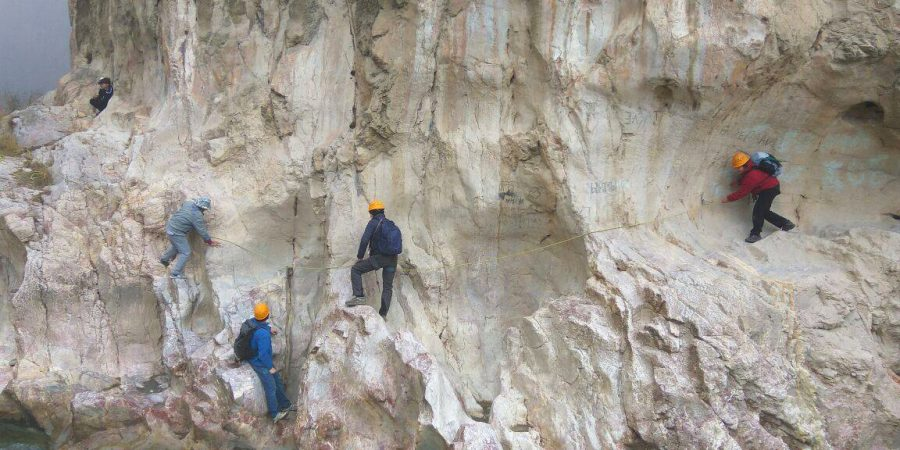 Lecture about kyrgyz caves will be on October 14